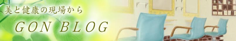 美と健康の現場から GON ブログ